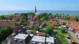 History: Hindeloopen received city rights in 1225