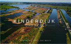 Short video of the wonderful sight of 'Kinderdijk'