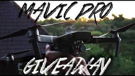 Attention! Mavic Pro Drone Giveaway! Yes you heard