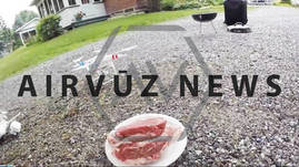 AV News: Grilling with a Drone