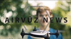 AV News: 18-Year-Old Invents Super Drone!