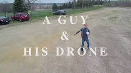 A Guy and His Drone - Truck Trail