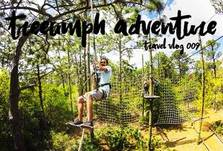 Treeumph Adventure // Travel Vlog 009