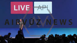 AV News: Facebook Live Streaming from Your Drone!