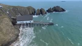 Padstow Lifeboat Station Padstow North Cornwall UK