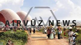 AV News: Foster and Partners lay out Plans for their Droneport Project in Africa!