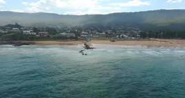 My Drone footage Thirroul NSW 11-2-2017