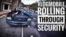 VlogMobile Rolling Through Security