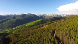Droning in Vail