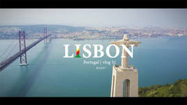 Lisbon Portugal in Cinematic High Definition