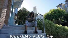 TRAVEL SAN FRANCISCO - WEEKEND VLOG 14 : WE MADE IT TO THE TOP!