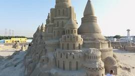 old abandoned sand castles in ktown