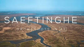 Drowned Land of Saeftinghe, Netherlands