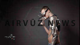 AV News: Amputee Dons Bionic Arm with Drone