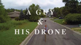 A Guy and His Drone - Pokemon Drone!