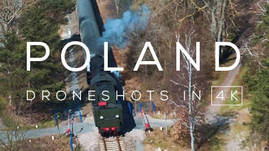 Poland (Gdansk, Gdynia, Sopot, Hel) in 4K | Drone video