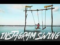 Instagram Swing (Malibu Beach) // Bali Travel Vlog 038