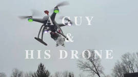 A Guy and His Drone - Starry Eyed