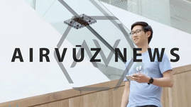 AV News: It's Not a Drone, It's a Hover Cam