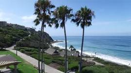 Dana Point Coastline