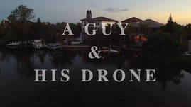 A Guy and His Drone - Gulf Vibes