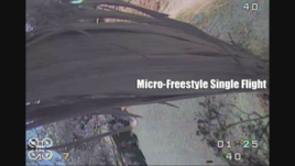 FPV Single Cut Freestyle // DVR Footage // AirbladeX 130 // SirinFPV FC
