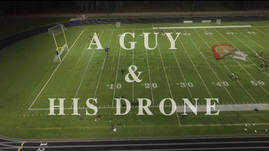 A Guy and His Drone - Secret Scouting Mission