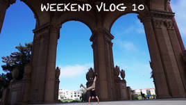 TRAVEL SAN FRANCISCO - WEEKEND VLOG 10: IN THE CITY