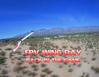 FPV Wing Day