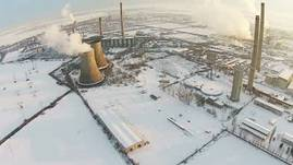 Industrial winter