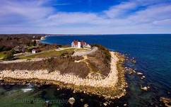 nobska lighthouse and Woods Hole- MA