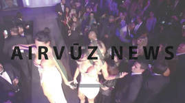 AV News: DroneFly and AirVūz First Drone Video at the Playboy Mansion