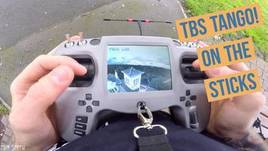 TBS TANGO! On the Sticks FPV Remote Controller
