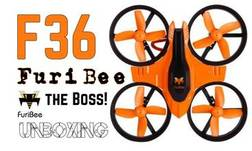 FuriBee F36 Mini dron The BOSS !! [ Unboxing ] @ SongoLand