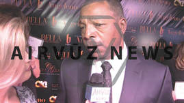 AV News: Carl Weathers on the Red Carpet at City Gala