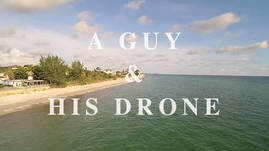 A Guy and His Drone - Sand, Surf, Sea, Shattered
