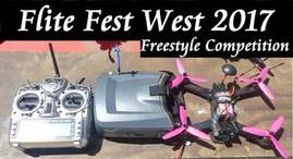 First Freestyle Competition At Flite Fest West 2017