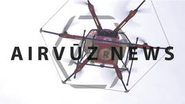 AV News: Drone Delivery on Hole 9