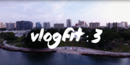 VLOG_FIT 3 : VINYASA FLOW FT. MARGIE PARGIE
