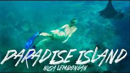 Enjoying our days on Paradise Island. Here in Nusa