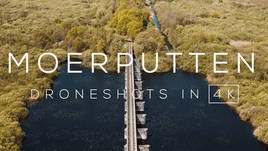 Old railroad bridge, Moerputten, Den Bosch, The Netherlands