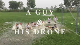 A Guy and His Drone - Making a Splash