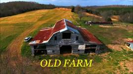 The OLD FARM is on Old Hwy 49 near Asheboro, NC. T