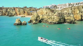The Beaches of Lagos Portugal