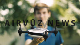 AV News: Teen Drone CEO Named Influential by Time Magazine
