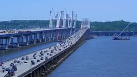 Tappan Zee Bridge Progress