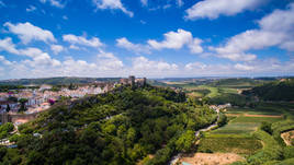 Óbidos & Sintra Flight DJI Phantom 3 Pro 4K
