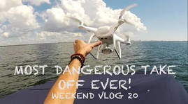 WEEKEND VLOG: 20 MOST DANGEROUS TAKE OFF EVER