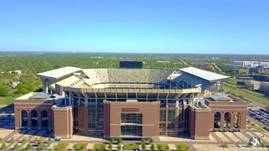"Home of the ""12th Man"", Kyle Field in Co"