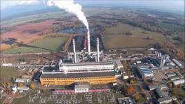 Opatovice power plant, Czech republic